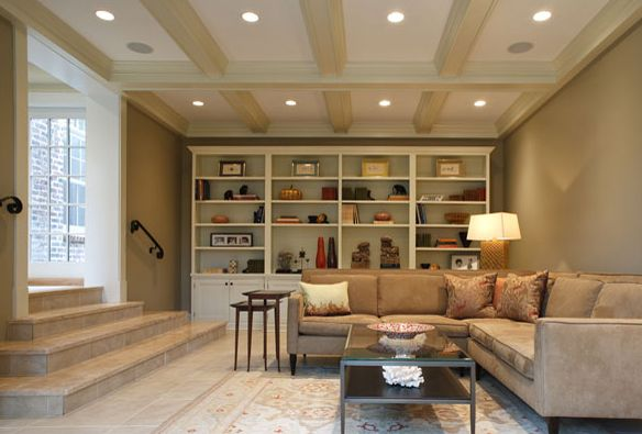 Exceptional Family Room Garage Conversion   Fun And Functional Garage Conversion Ideas