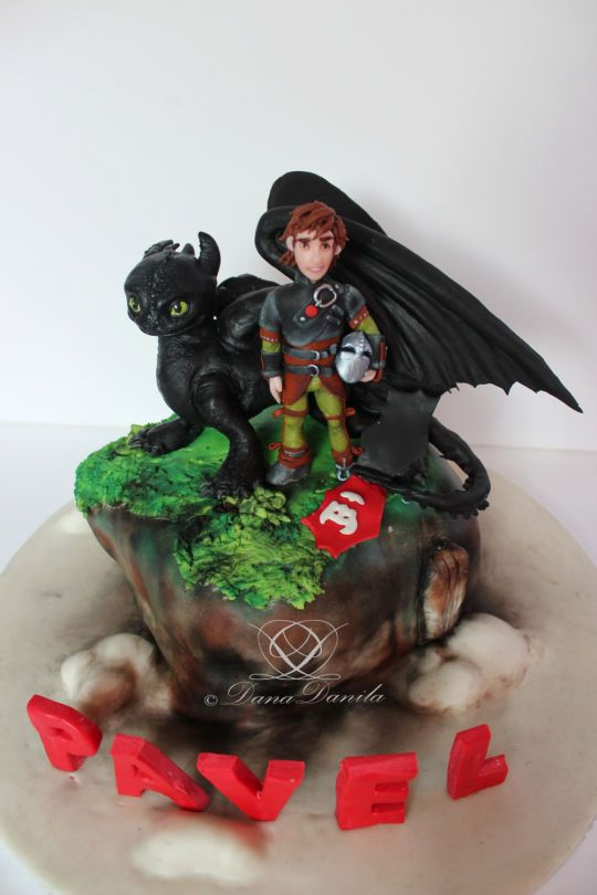 How to train your dragon cake drak pinterest dragon cakes how to train your dragon cake ccuart Choice Image