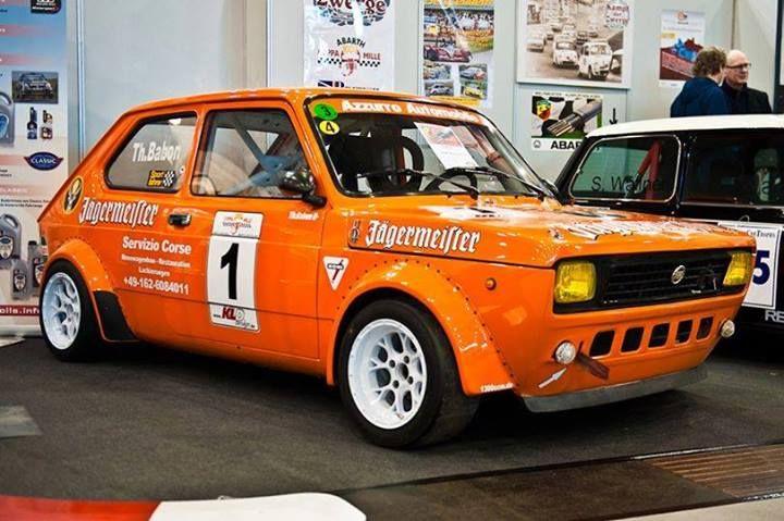 Fiat 127 Automobile Auto Steyr