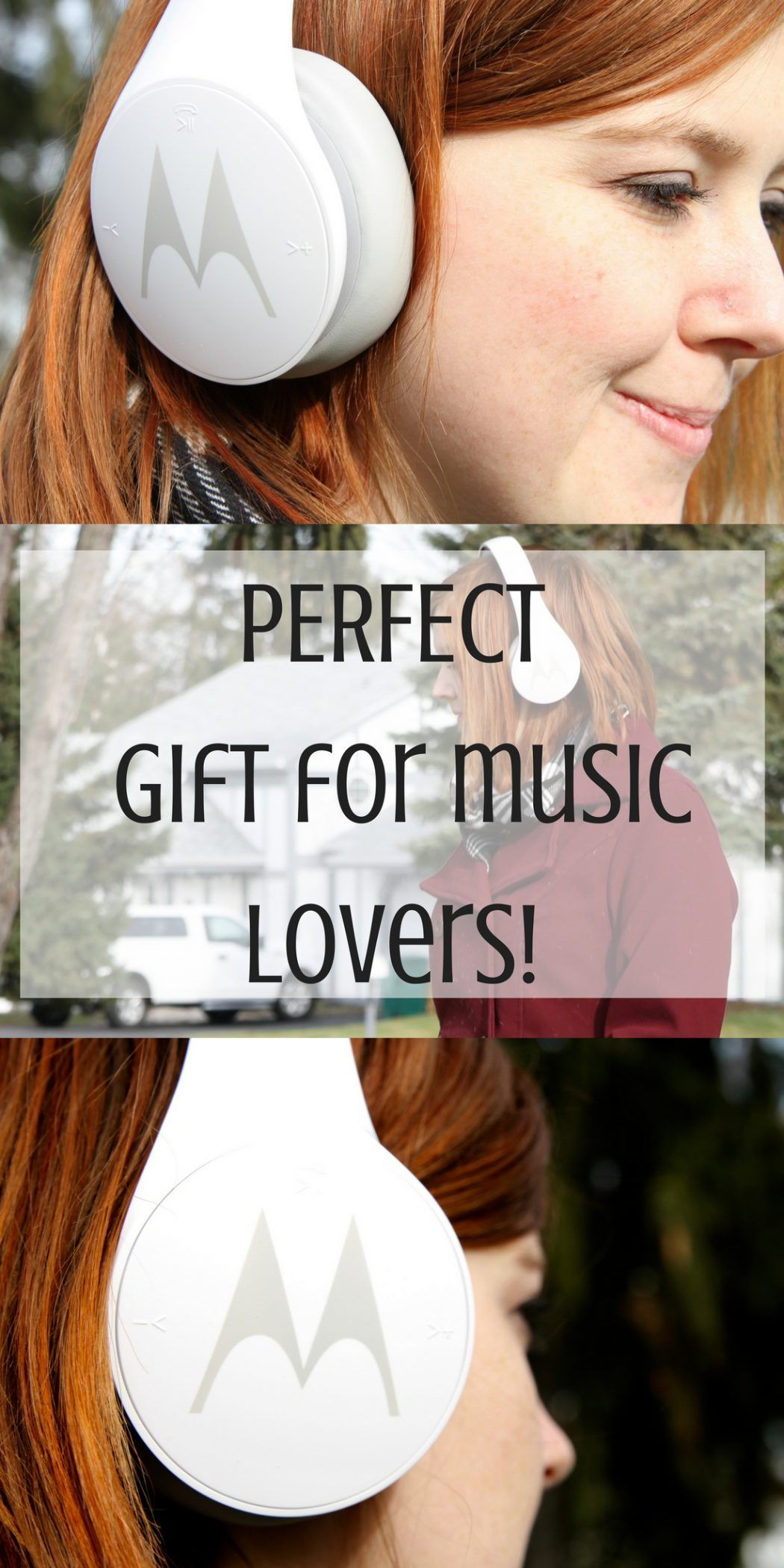A perfect gift for music lovers motorola pulse escape