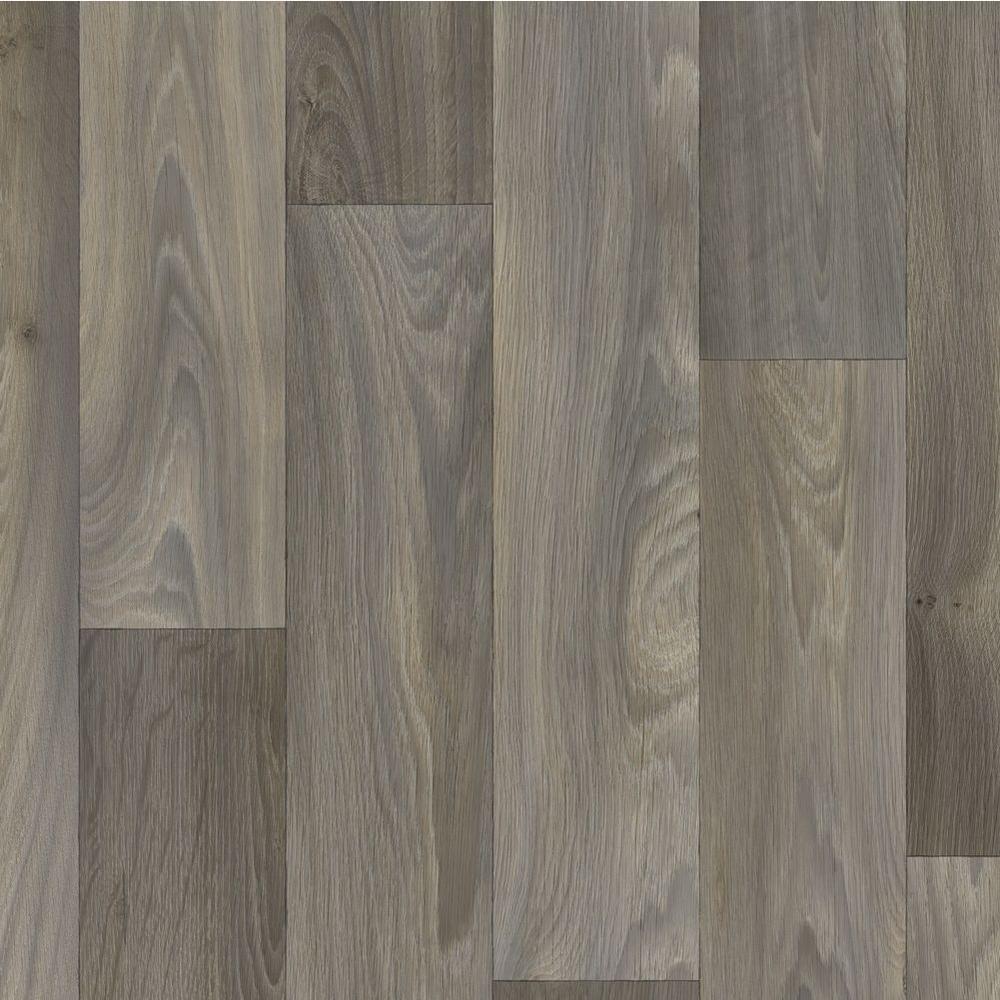 Greyed Oak Plank Vinyl