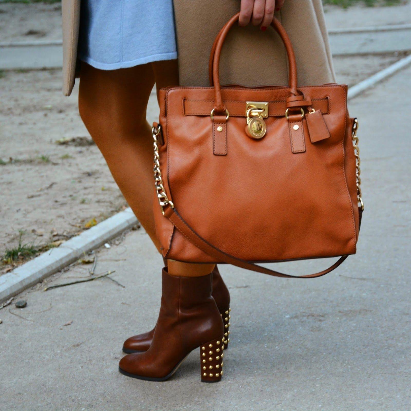 Michael Kors Bag and Boots