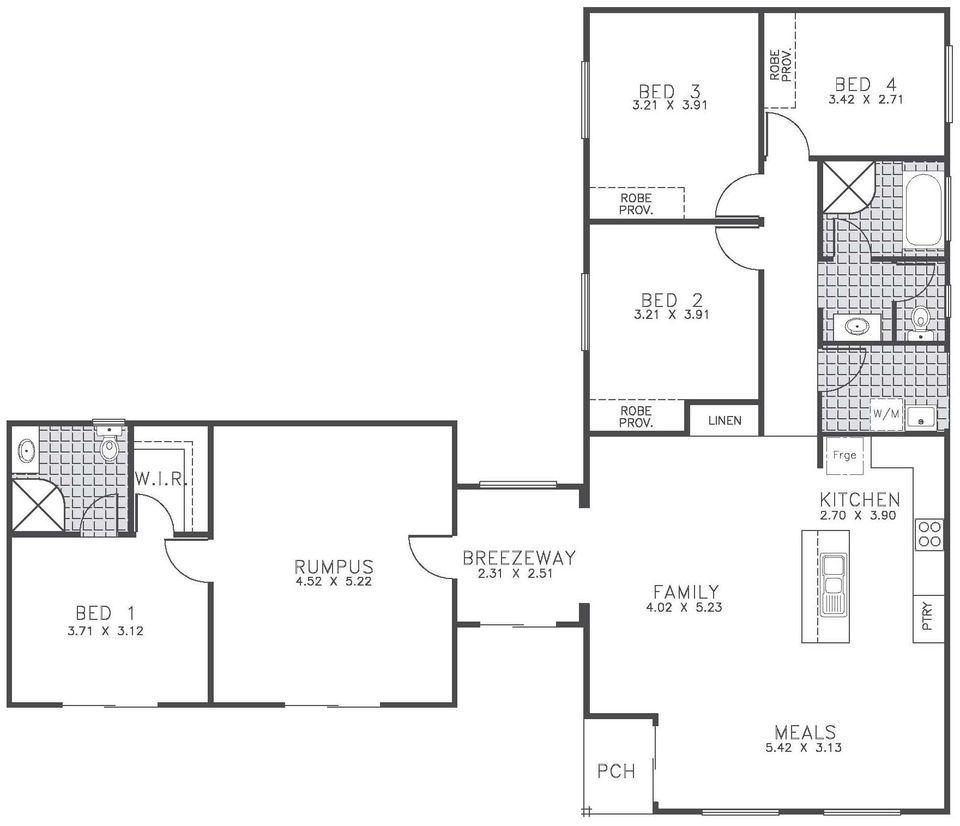 Cormorant - Home Designs - Kookaburra Homes Quality Transportable ...