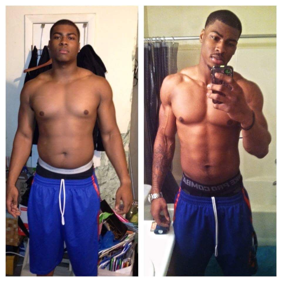 Amazing Weight Loss How Cortlan Watson Lost 80 Pounds Places To