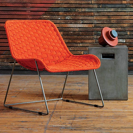 Strand Chair In View All Furniture   CB2