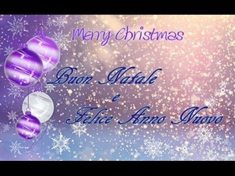 Auguri Di Buon Natale E Felice Anno Nuovo Canzone.Auguri Di Buon Natale E Felice Anno Nuovo Youtube Nunzio