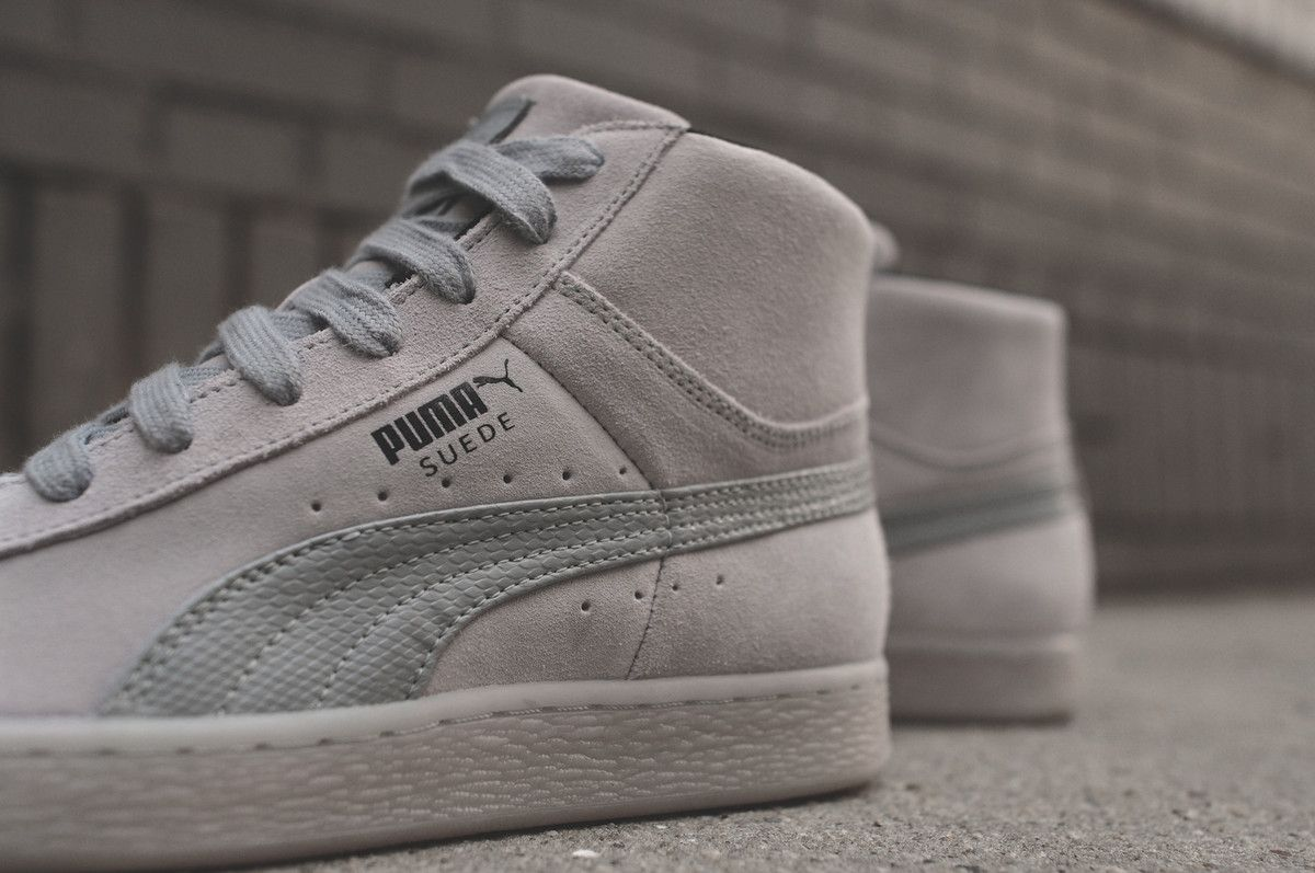 SuedeSneakers Shoes Suede Et HiKick's Puma OuZPkiXT