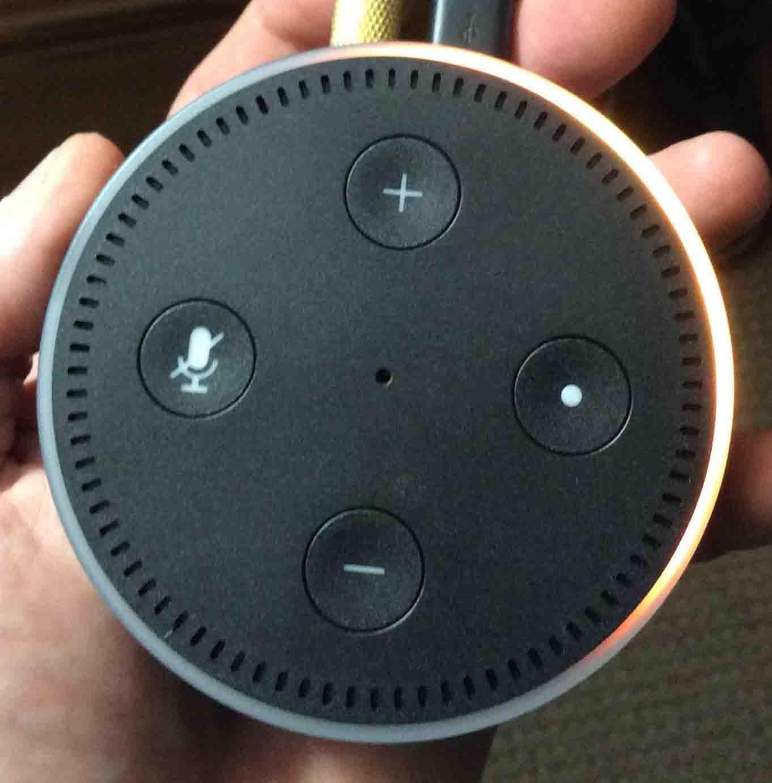 How To Reset Echo Dot 1st 2nd Generation Fix Echo Dot Not Working Echo Dot Alexa App Alexa Dot