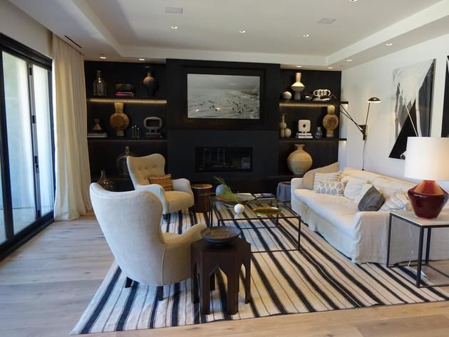Sunset Idea House: Family Room