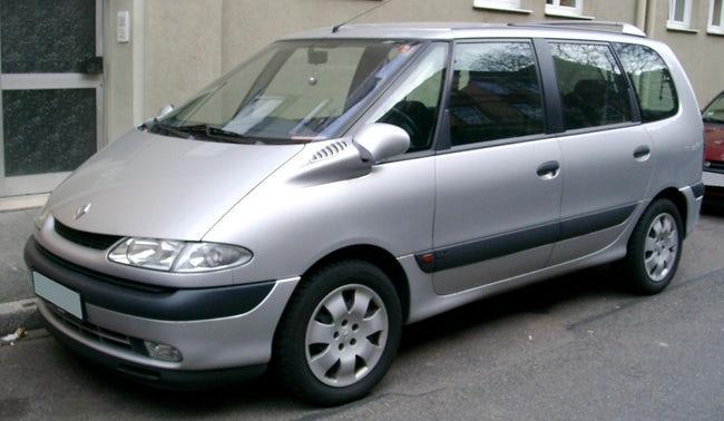 Full List Of Renault Models Renault Mini Van Multi Purpose Vehicle