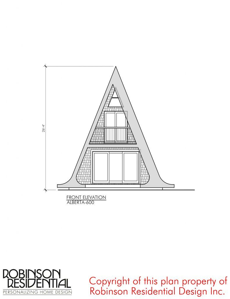 Alberta 600 Robinson Plans Unique Floor Plans How To Plan Small House Plans