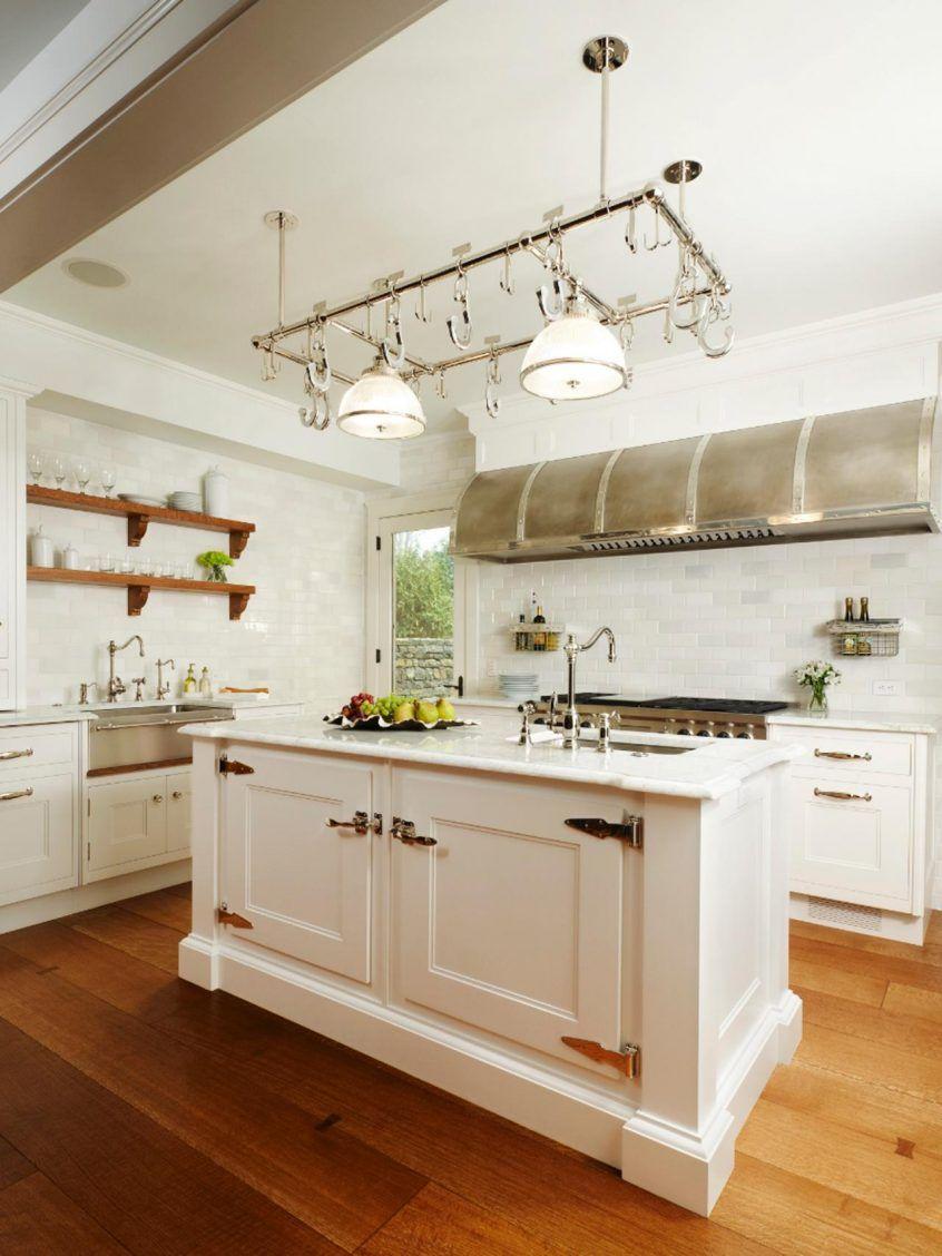 Küchendesign und farbe  ausgezeichneten eingebauten schreibtisch in der küche ideen