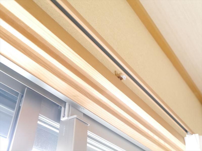 眼から鱗 和室の障子が常にビリビリなのでカーテンに替えたら快適に