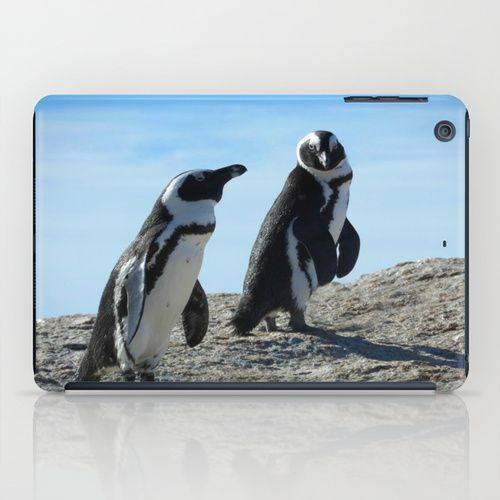 Just The Two Of Us  iPad Case #society6 #nature