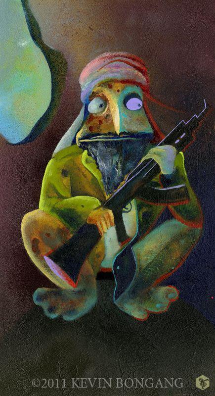 Osama Bin Froggie