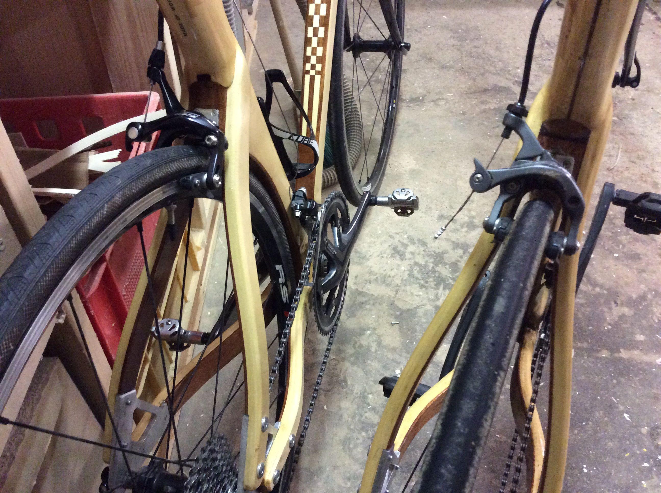 Pin De Denis En Holz Fahrrad Con Imagenes Bicicletas