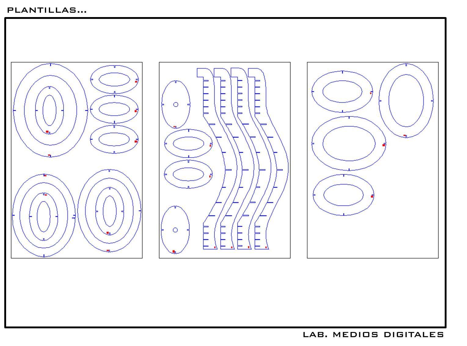plantilla para corte laser - Recherche Google | Impression 3D et ...