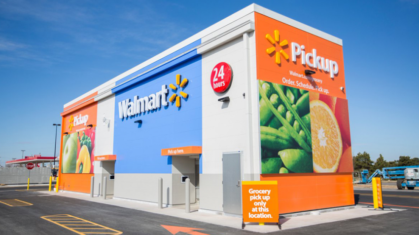 Walmart Takes SelfService to a New Level With Giant