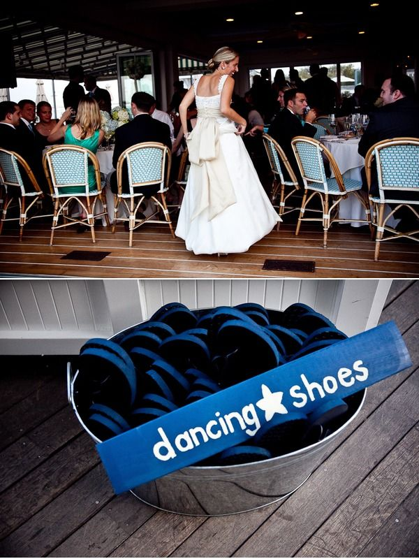 3e458883ab803 ... wedding. Cute idea! Dancing shoes (flip flops) for guests!