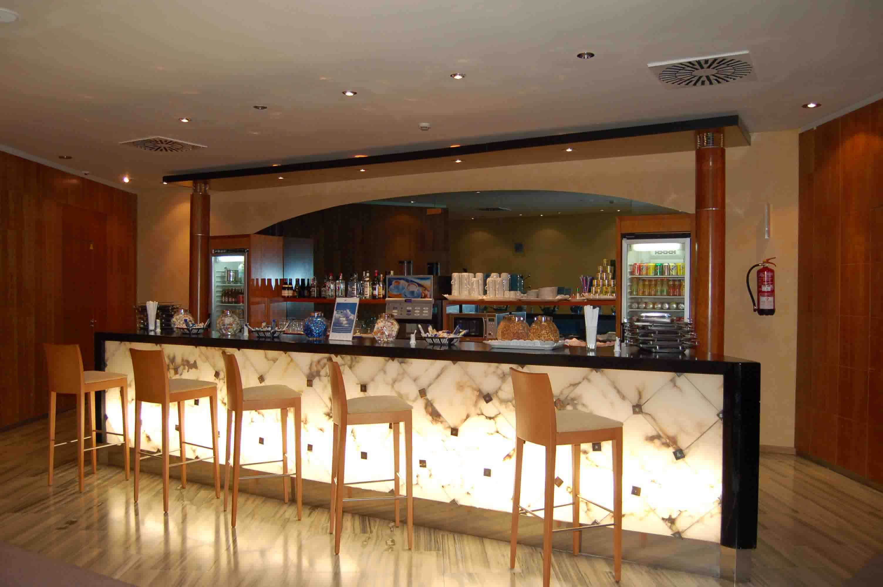 The Amnios Lounge at Spain Madrid - Barajas Satellite Terminal ...