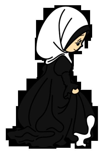 Icon Muslimah Kartun Bertudung Hitam Putih Google Search