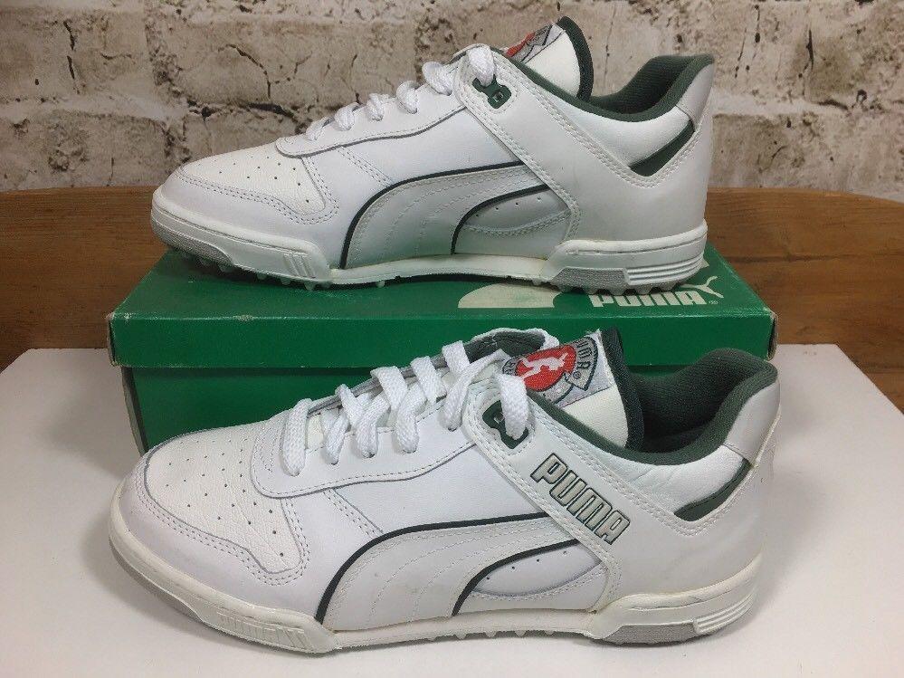 Details about Vintage 1980s Puma Sheffield Cricket Shoes