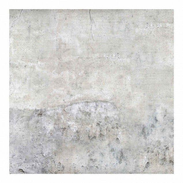 betontapete beton tapete vliestapete shabby betonoptik fototapete quadrat rasch