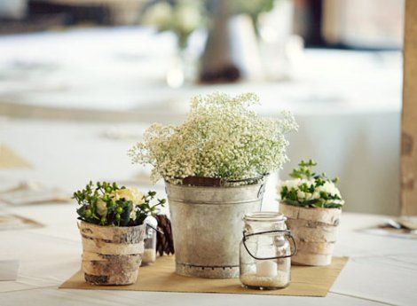 Find Out How To Make Yourself A Birch Bark Vase For The Home