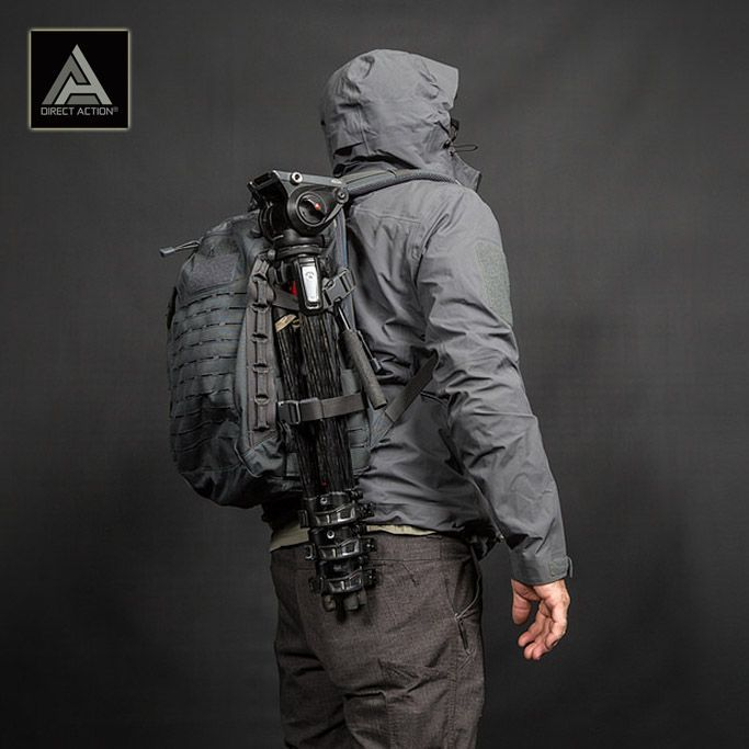 56ab72dd6b74f Direct Action Dragon Egg Mk2 is a lightweight tactical backpack made of  durable 500D Cordura