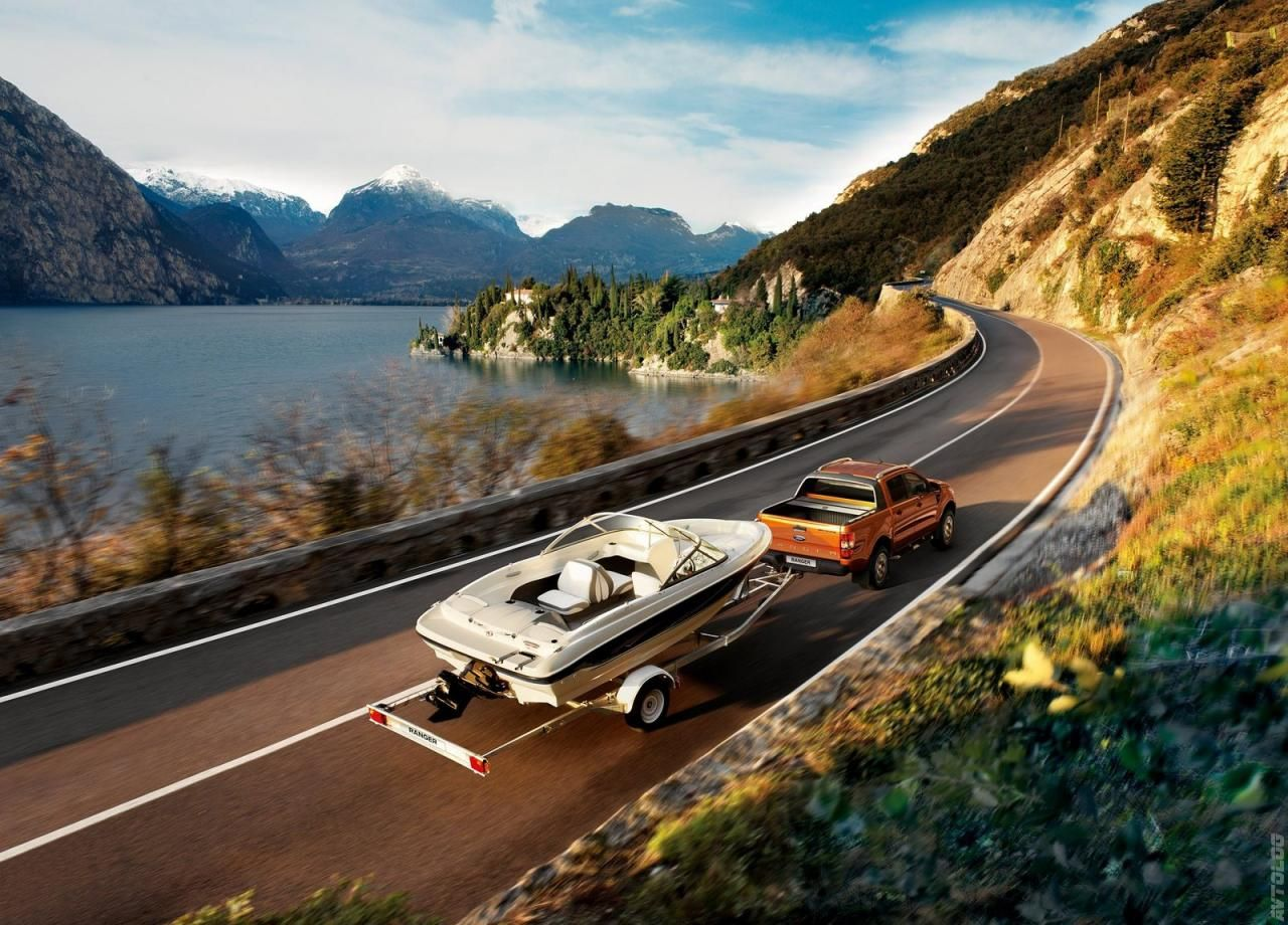 2012 Ford Ranger Wildtrak*
