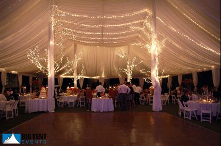Big Tent Events-Tent and party rental tent lighting Wedding Rentals Party & Big Tent Events-Tent and party rental tent lighting Wedding ...