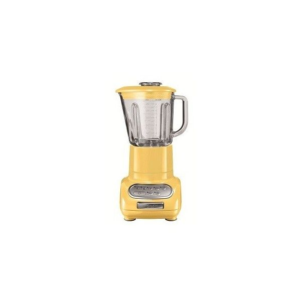 kitchenaid blender yellow 179 liked on polyvore featuring home
