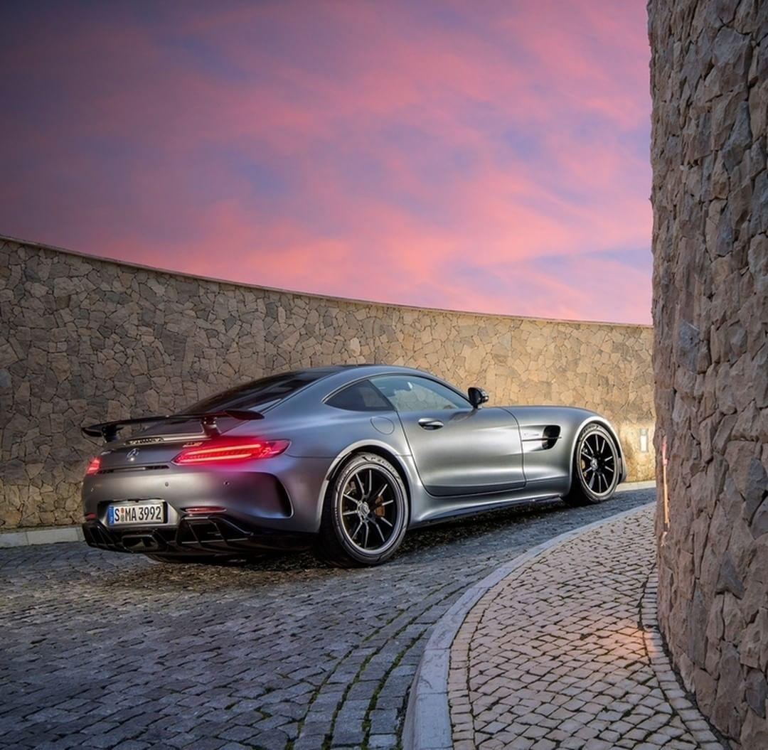 Endless Adventure Waits Around Every Turn. [Mercedes-AMG