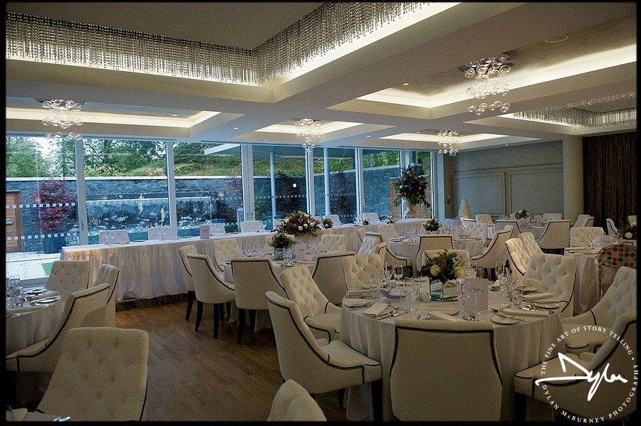 Wedding Reception At Four Seasons Suite Galgorm