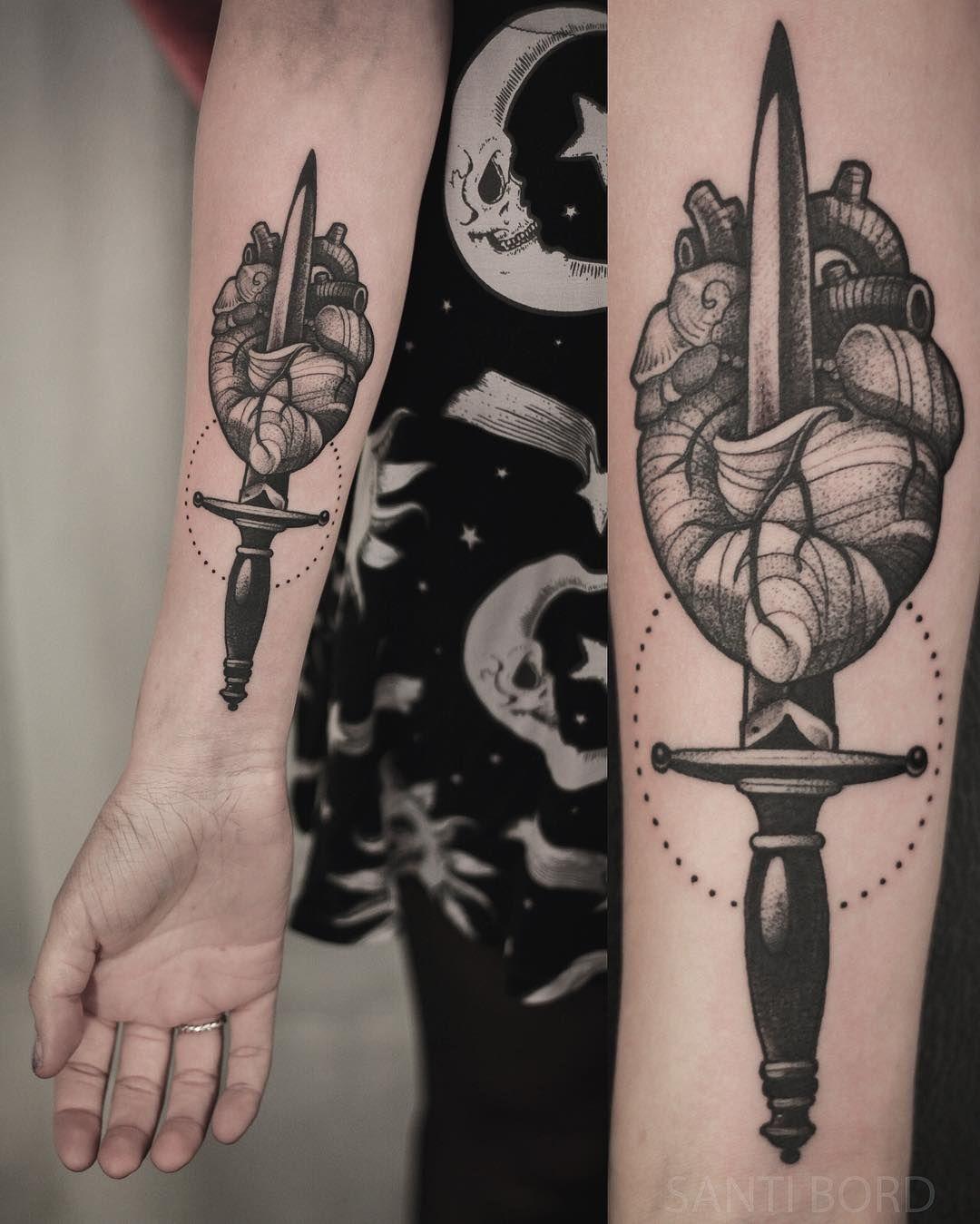Santi Bord Tatuaje circular