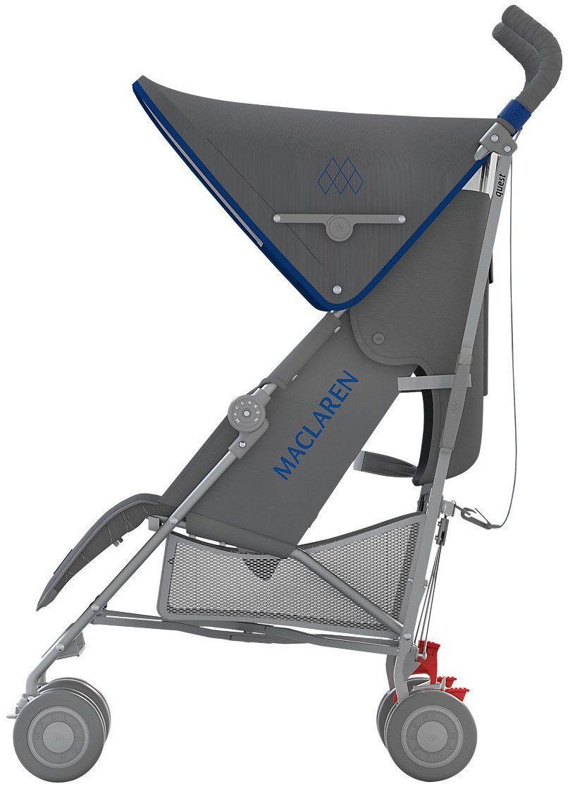 Maclaren Quest Newborn Baby OneHanded Compact Stroller