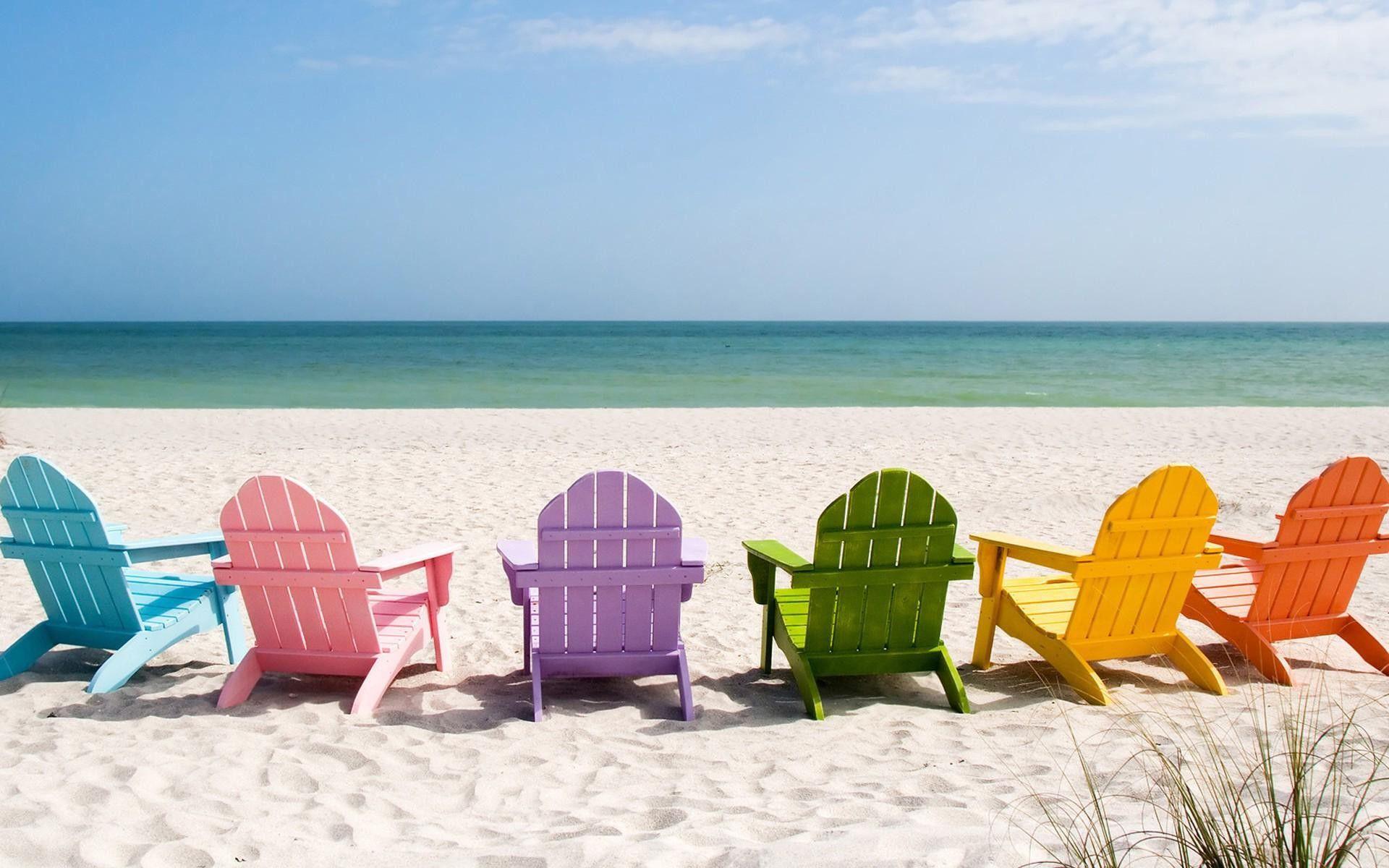 76 Summertime Desktop Wallpapers On Wallpaperplay Summer Wallpaper Summer Desktop Backgrounds Best Beach Chair