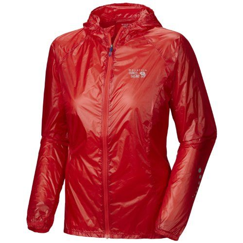 Climbing-Mountain Hardwear Ghost Whisperer Hooded Jacket - Women's Red Hibiscus X-Small >>> To view further for this item, visit the image link.