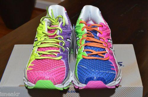 half off 268c2 91053 Details about ASICS Gel Kinsei 4 Womens Multi Running ...