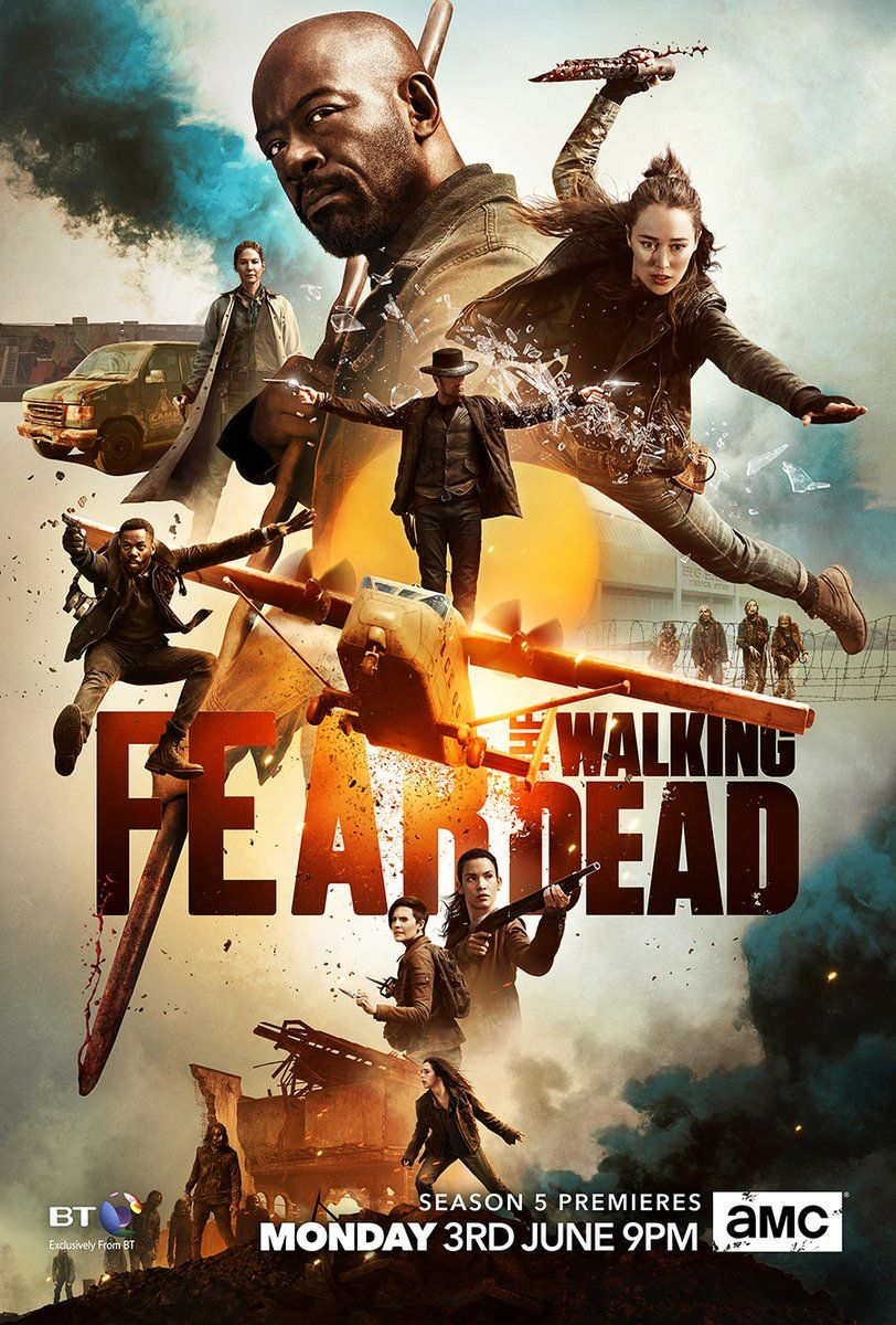 A Review Of The Fear The Walking Dead Season 5 Premiere The