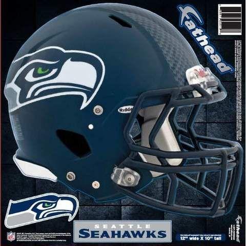 Amazon.com: Nfl Bedroom Decor Seattle Seahawks