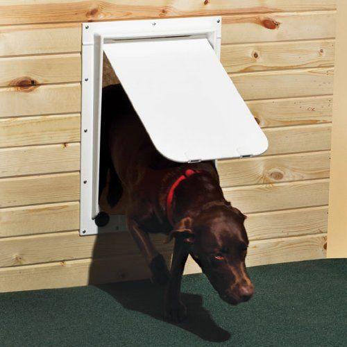 Magnador 11 In X 13 In Check Out This Great Product It Is An Affiliate Link To Amazon Dogfencedoorsgates Pet Door Dog Door Cheap Dog Supplies