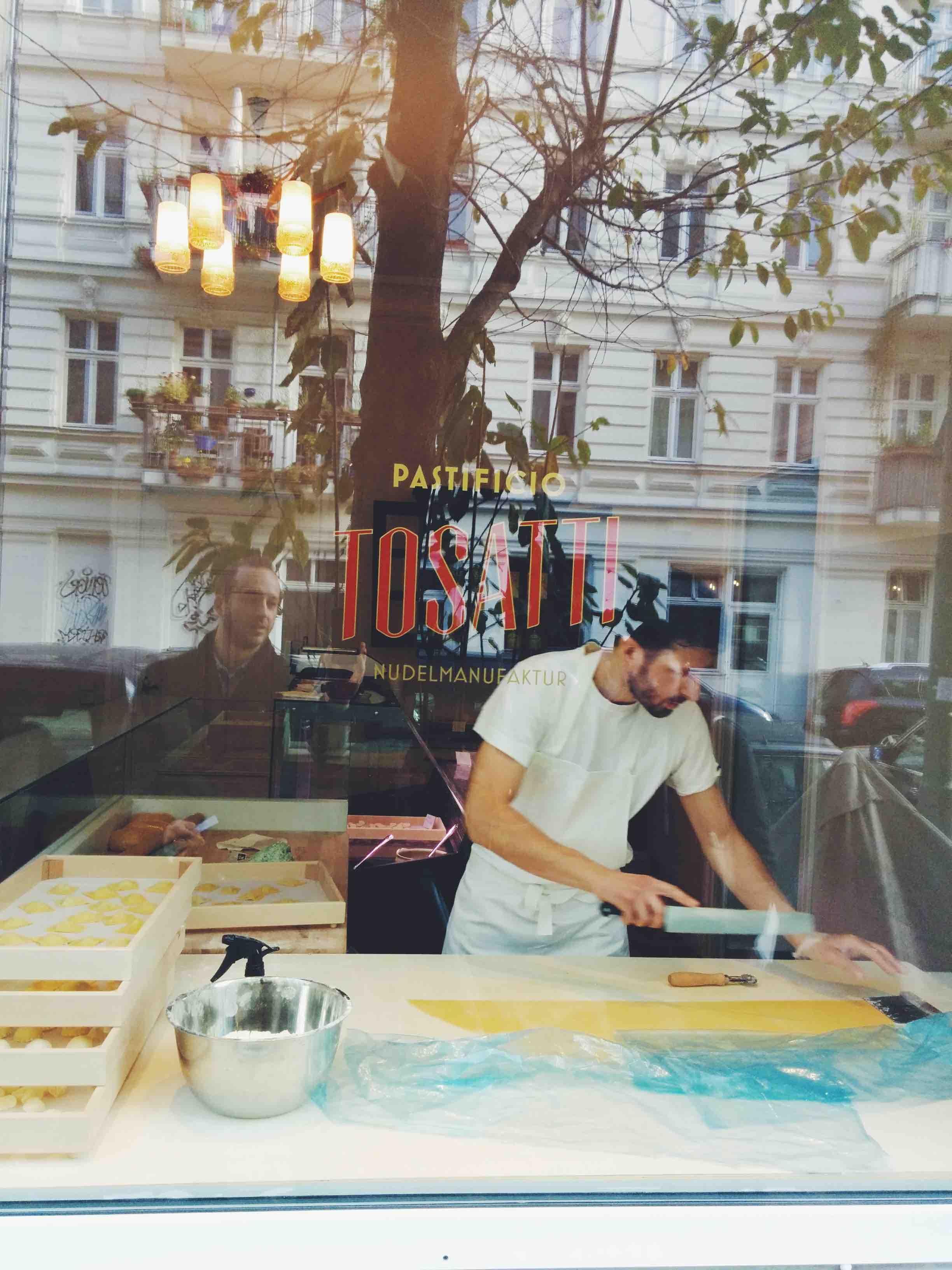 Pastificio Tosatti Handmade Pasta Passion Pasta Restaurants Pasta Bar Pasta Shop
