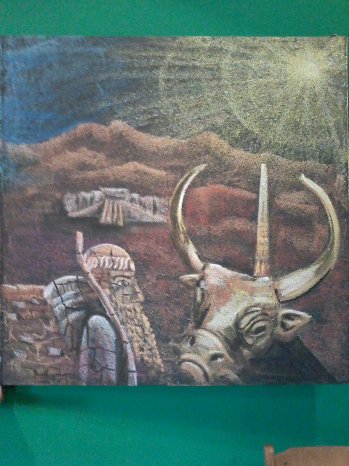 Babilônia - Gilgamesh