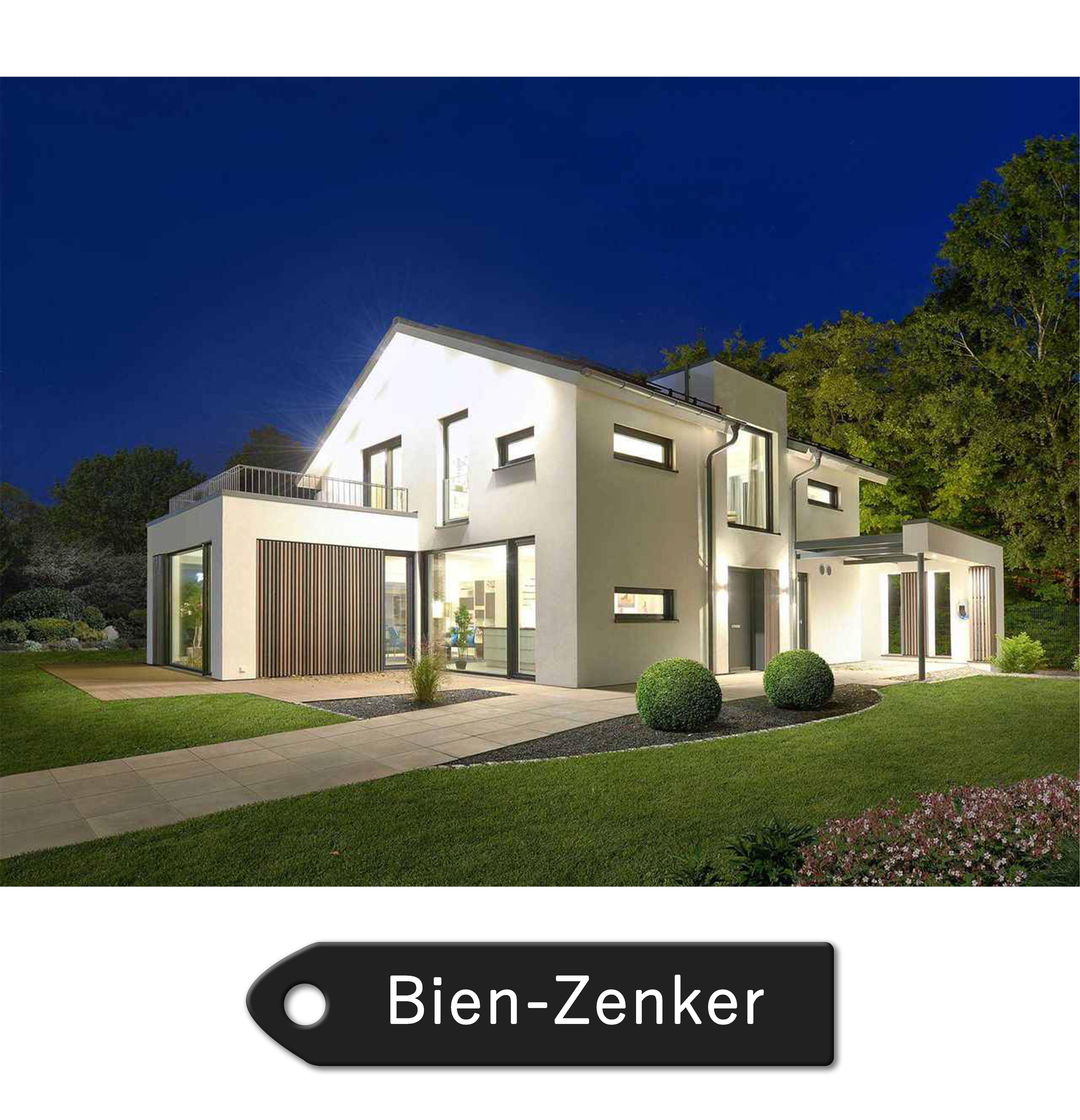 Musterhaus Concept M 154 Hannover Bien Zenker Musterhaus