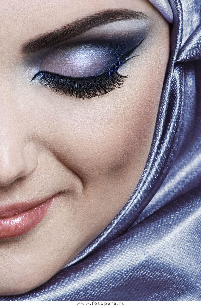 восточный платок на лицо