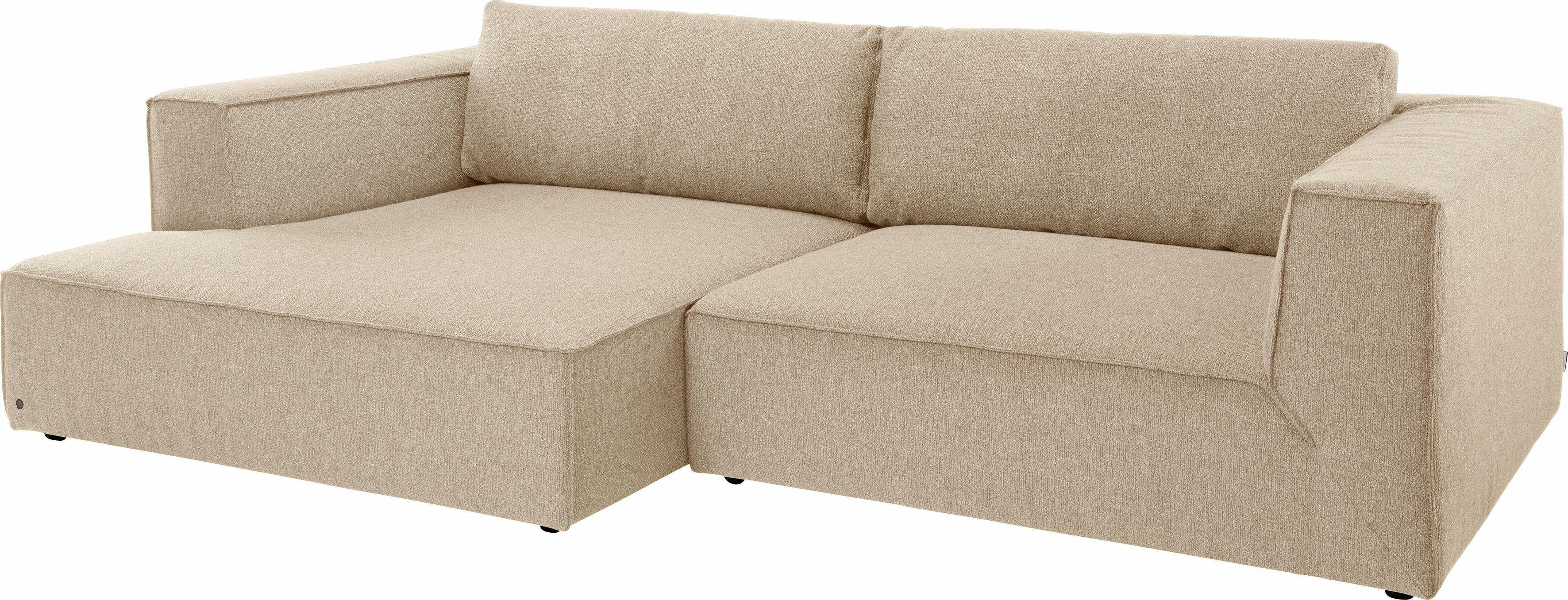 Schön 2 Sitzer sofa Mit Recamiere Design