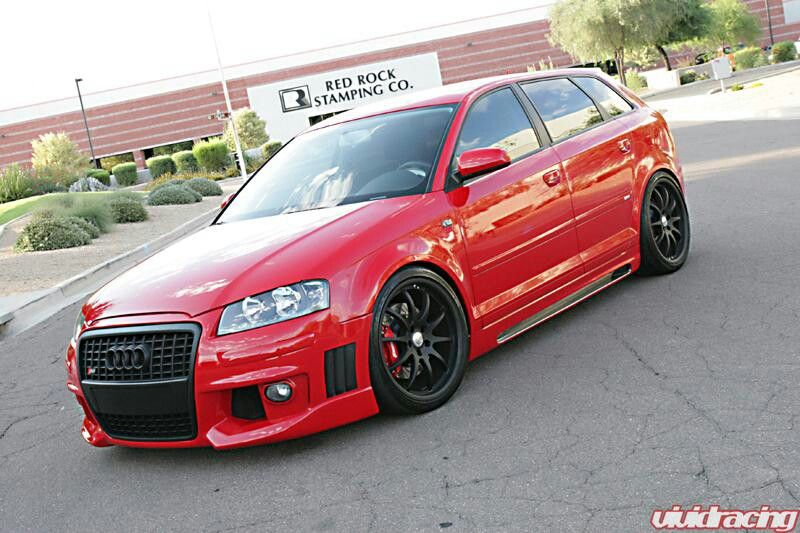 Pin by Rvinyl on Body Kits: Bumpers | Side Skirts | Spoilers | Audi