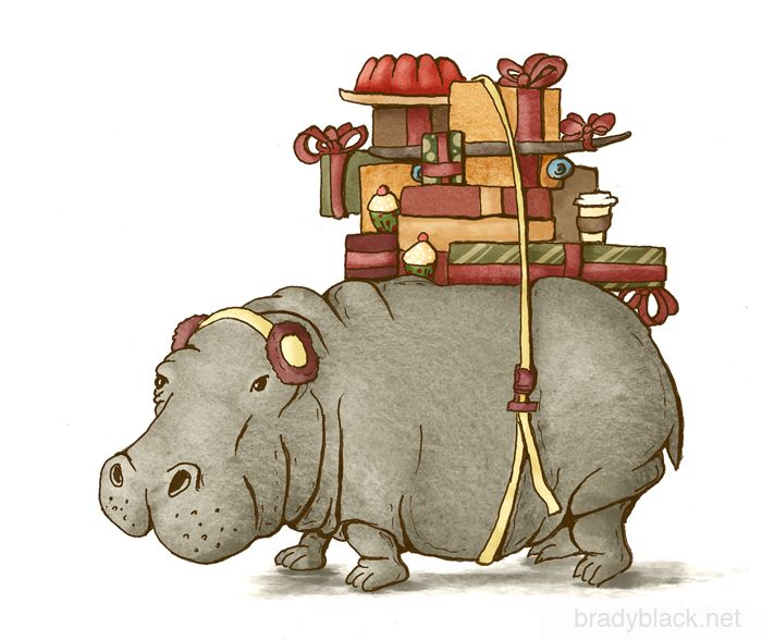 7 Best Hippo Stuff images | Vintage posters, Cute hippo
