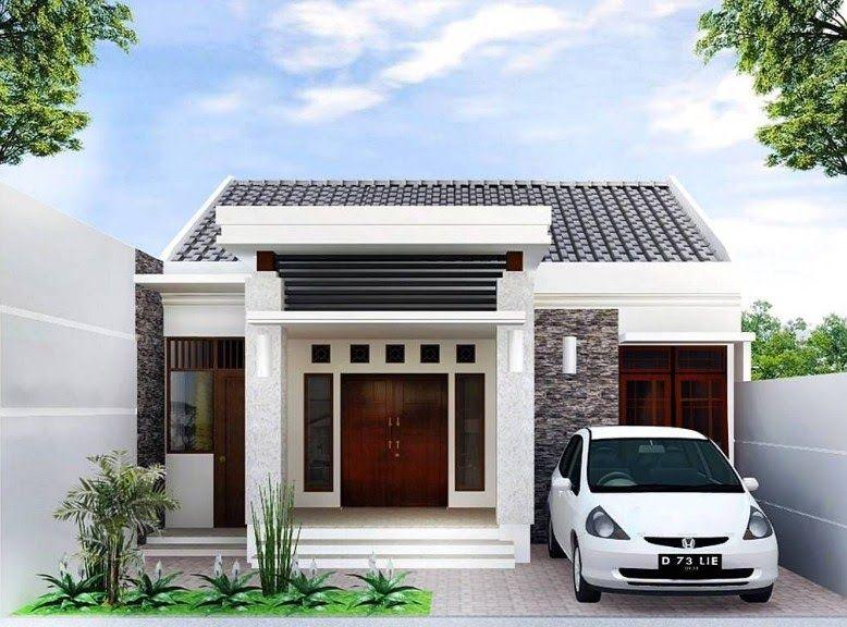 Type 3672 Desain Rumah Minimalis 2 Lantai Type 36 72 Content